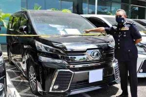 PDRM busts clone car syndicates involving used car dealer and insurance companies