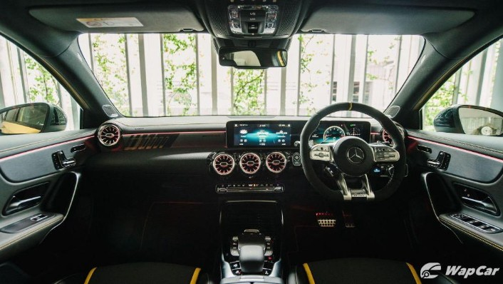 2020 Mercedes-Benz AMG A45 S Interior 003