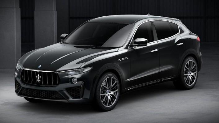 2019 Maserati Levante S GranSport Exterior 001