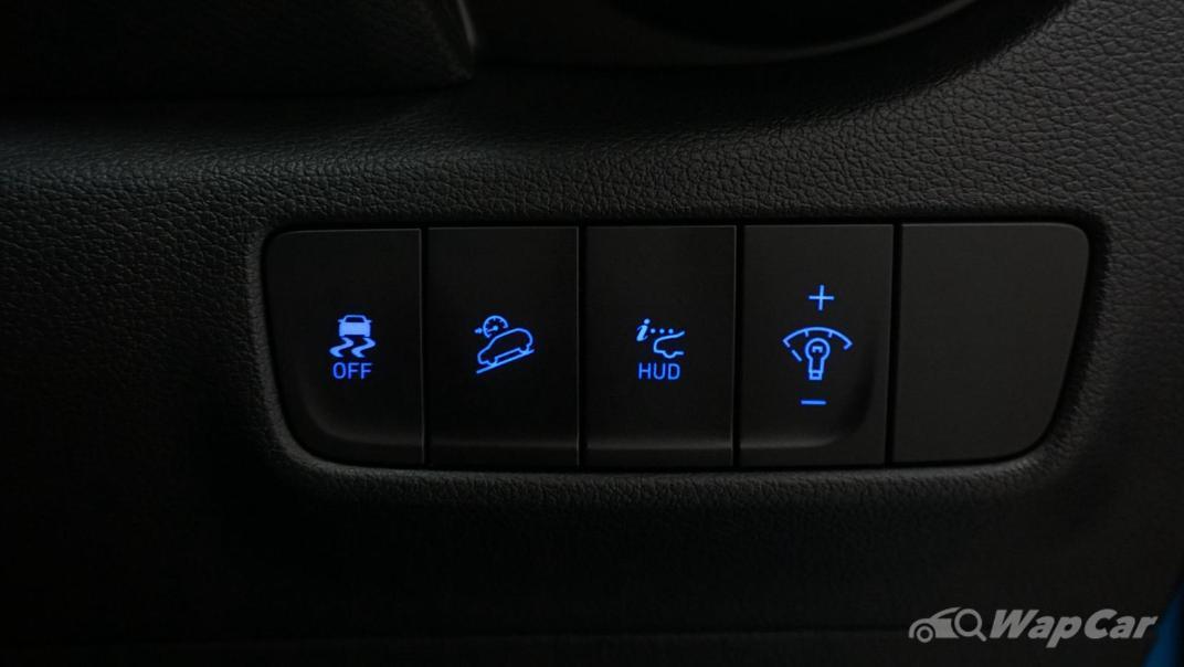 2021 Hyundai Kona 2.0 Active Interior 011