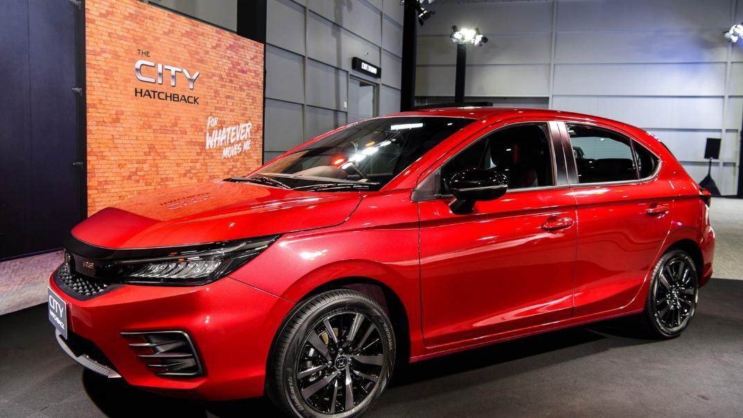 2021 Honda City Hatchback International Version Exterior 042