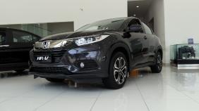 2019 Honda HR-V 1.8 E Exterior 001