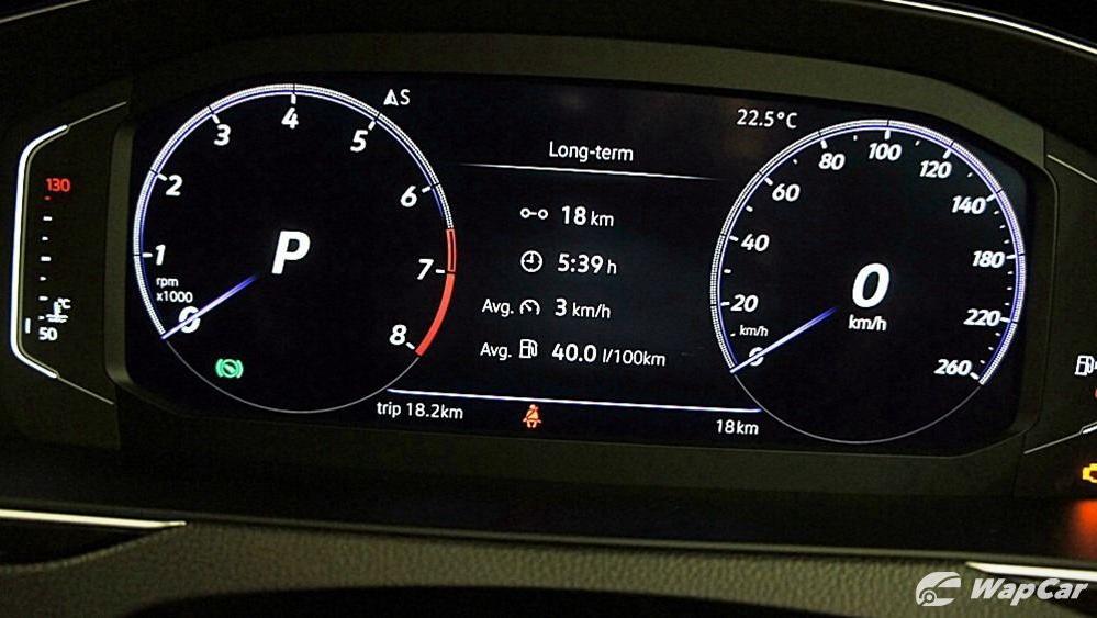 2020 Volkswagen Passat 2.0TSI Elegance Interior 094