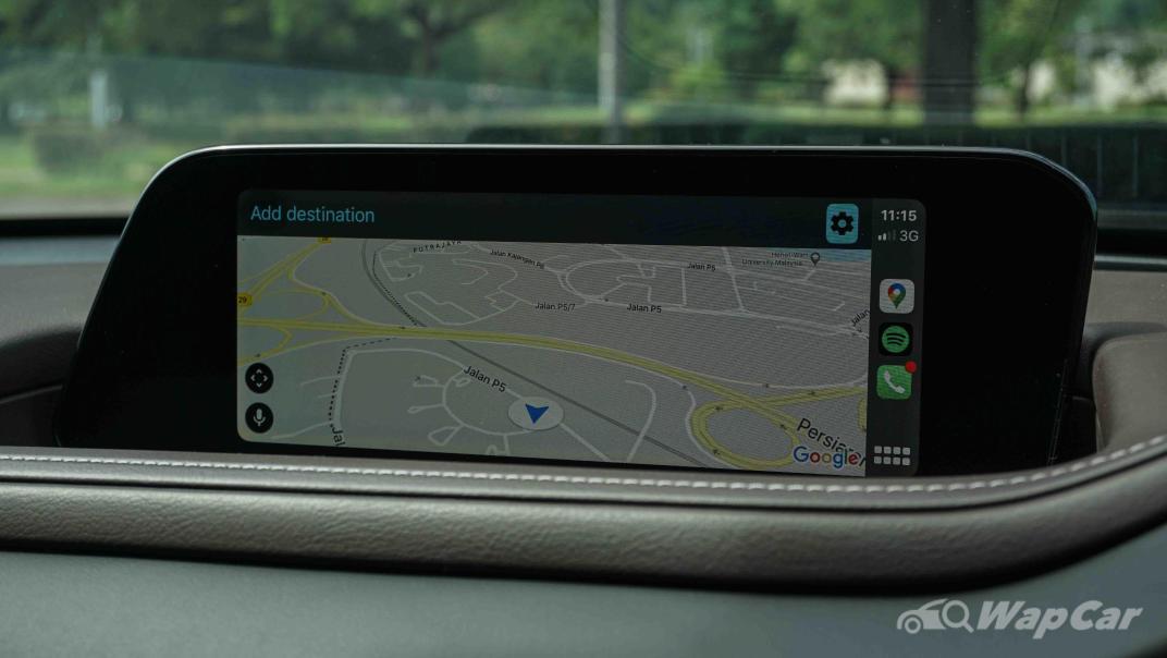 2020 Mazda CX-30 SKYACTIV-G 2.0 High AWD Interior 011