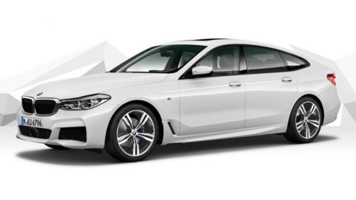 BMW 6 Series GT (2019) Exterior 001