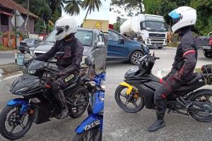 Spyshot: Tak tunggu lama! Yamaha Exciter 155 VAA (Y-Suku) 2021 diuji di Malaysia!