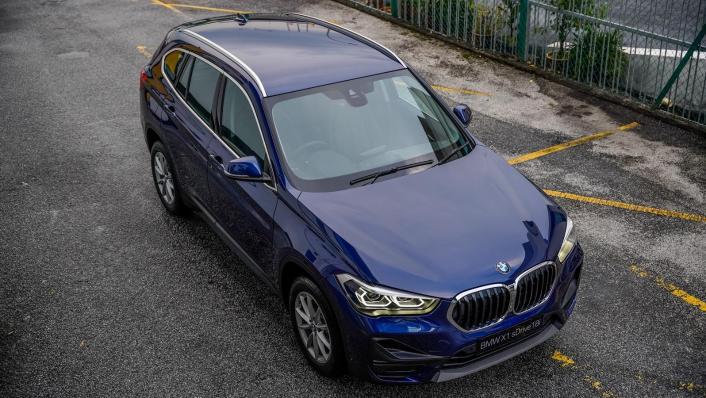 2020 BMW X1 sDrive18i Exterior 004