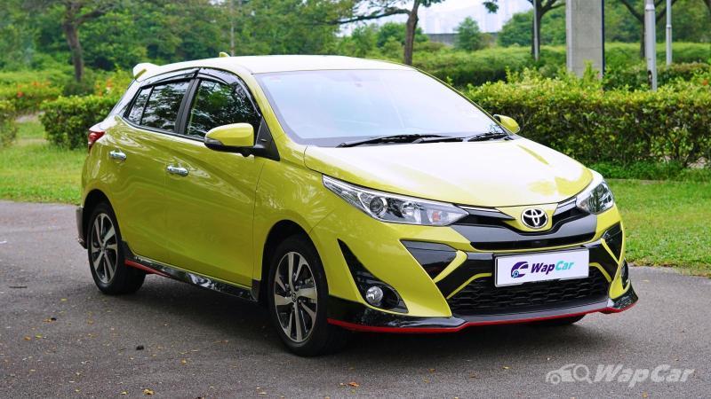 Used vs New: Same 1.5L engines, a used Toyota Yaris or new Perodua Myvi? 02