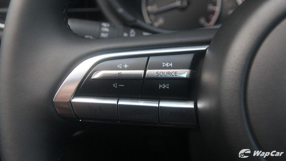 2020 Mazda CX-30 SKYACTIV-G 2.0 Interior 006