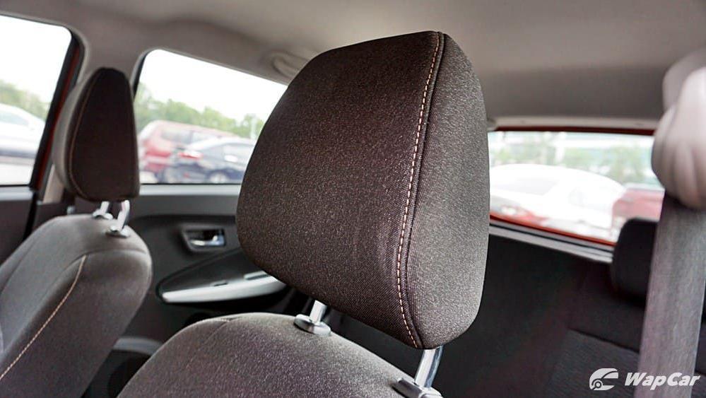 2019 Perodua Axia Style 1.0 AT Interior 022