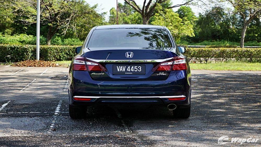 2018 Honda Accord 2.4 VTi-L Advance Exterior 006