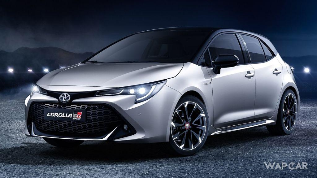Toyota GR Sport models to be launched in Malaysia soon? 01