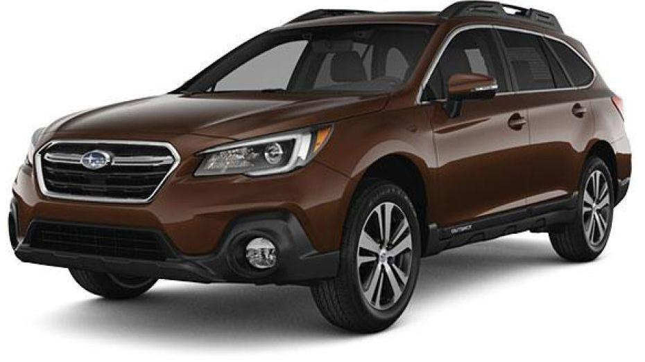 Subaru Outback (2018) Others 007