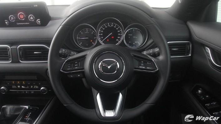 Mazda CX-8 2.2 SKYACTIVE (2019) Interior 005