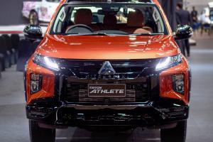 2021 Mitsubishi Triton Athlete teased, launching in Malaysia on 8 April