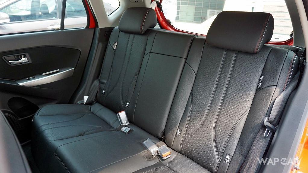 Perodua Myvi (2018) Interior 030