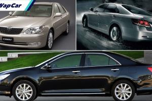 Toyota Camry: Antara sedan paling selesa di dunia - ini panduan beli secara terpakai