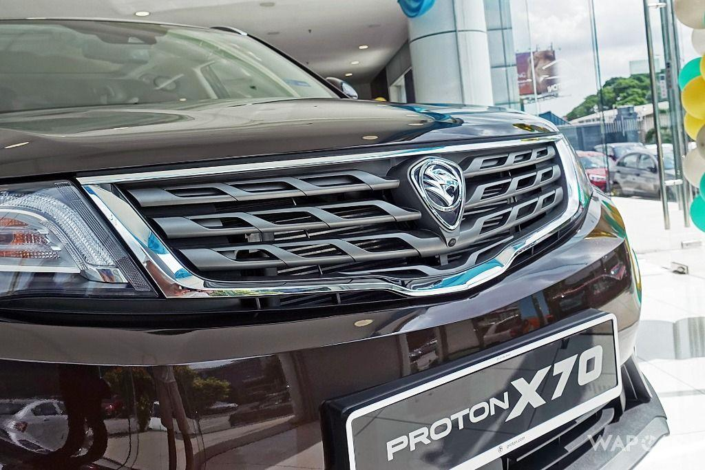 Proton X70 1.8L 2WD Is More Expensive To Maintain Than The Honda CR-V 1.5L 01