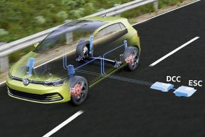 Personalize your drive with Volkswagen's Dynamic Chassis Control
