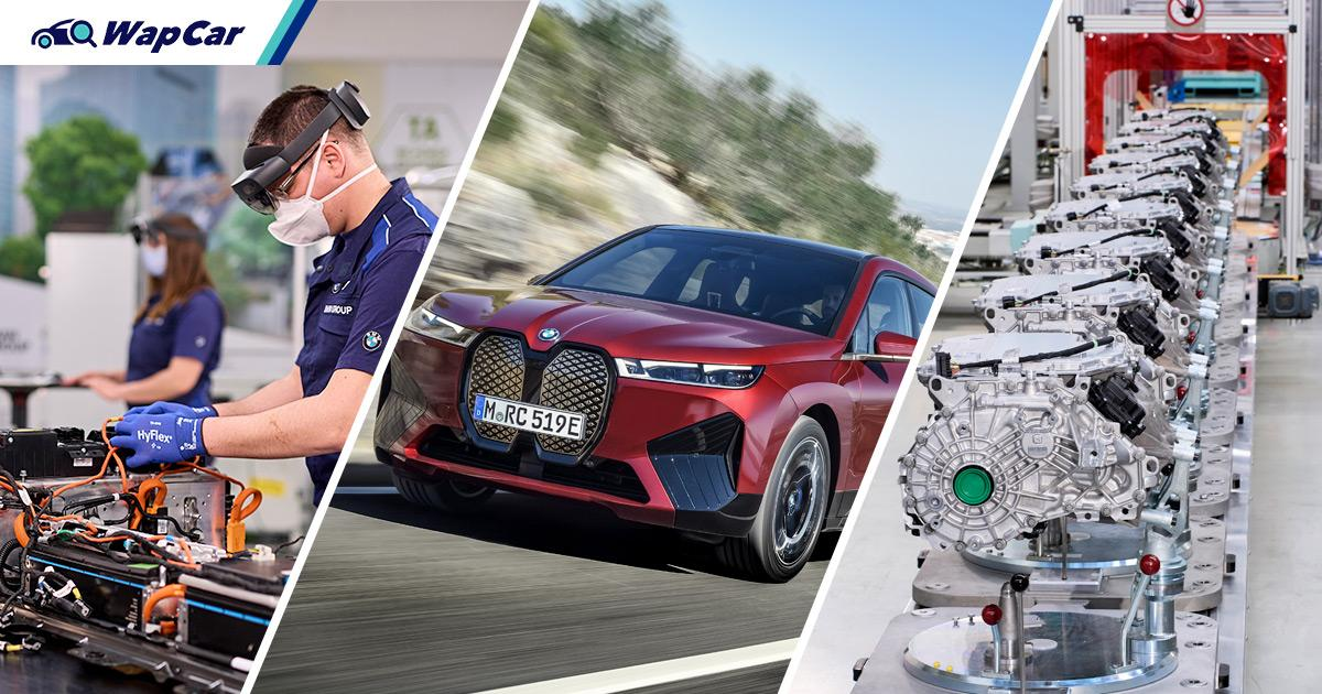 BMW readies itself for producing 500k electrified cars a year by 2022 01