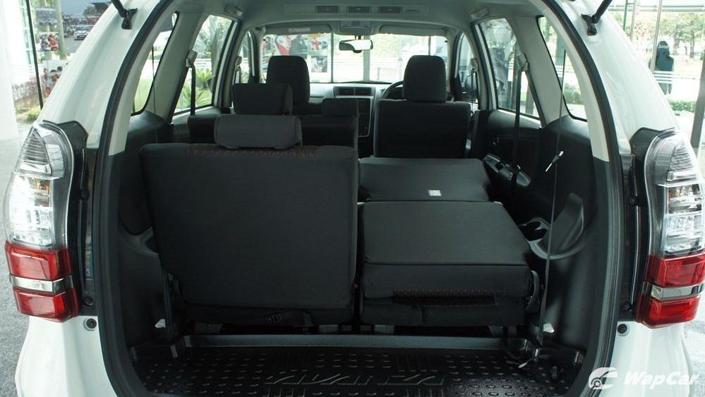 2019 Toyota Avanza 1.5S Interior 017