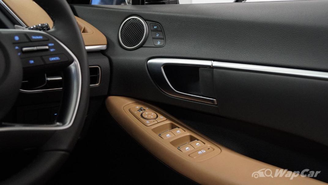 2020 Hyundai Sonata 2.5 Premium Interior 081