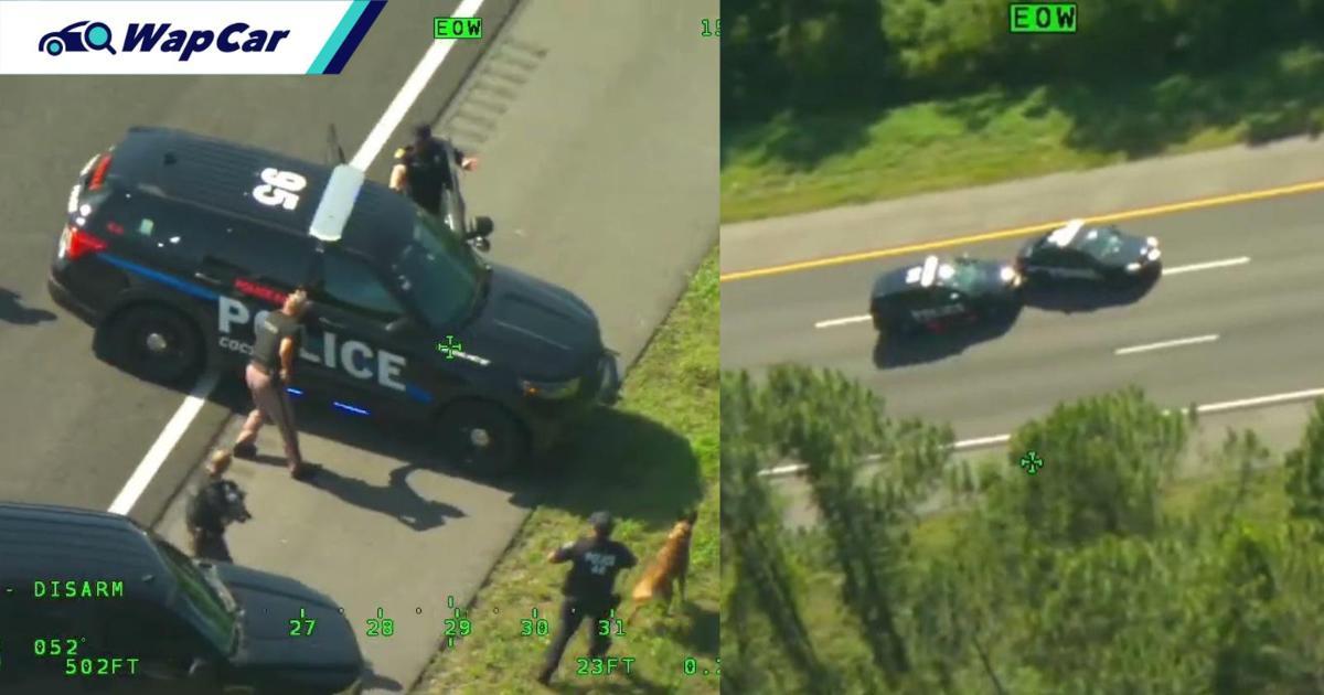 Man carjacked 2 police cars to fulfil GTA thrills in Florida 01
