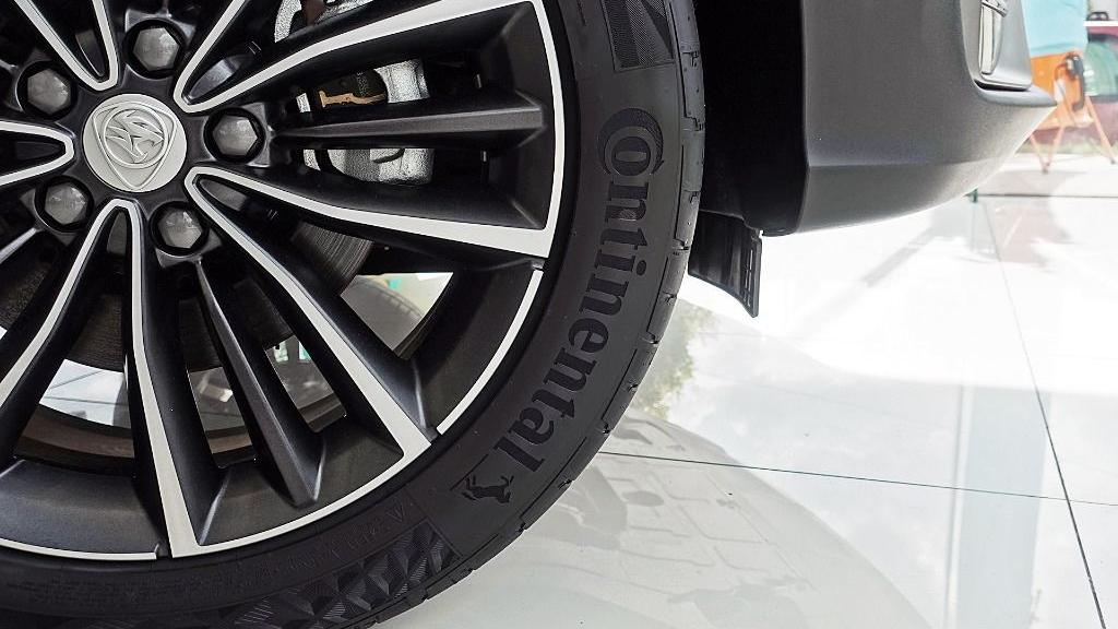 2018 Proton X70 1.8 TGDI Premium 2WD Exterior 030