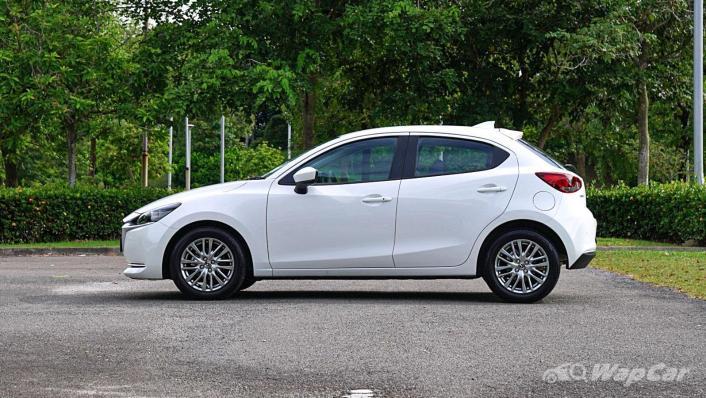 2020 Mazda 2 Hatchback 1.5L Exterior 008