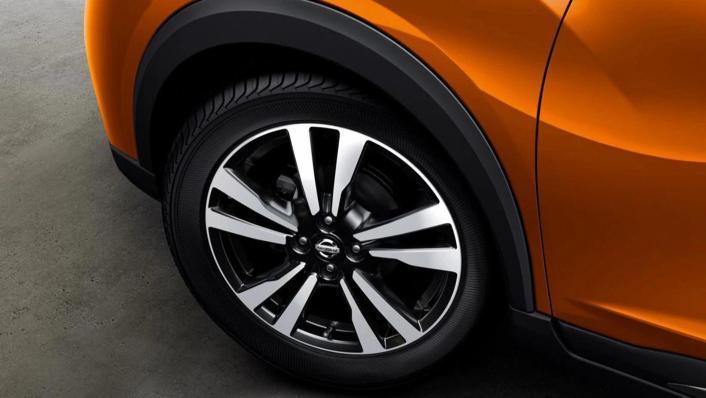 2020 Nissan Kicks International Version Exterior 010