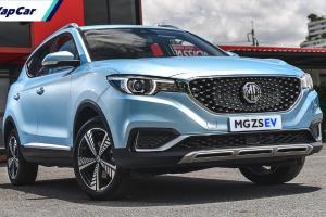 MG ZS 2021 akan tiba di Malaysia – aduh, apa nasib HR-V?