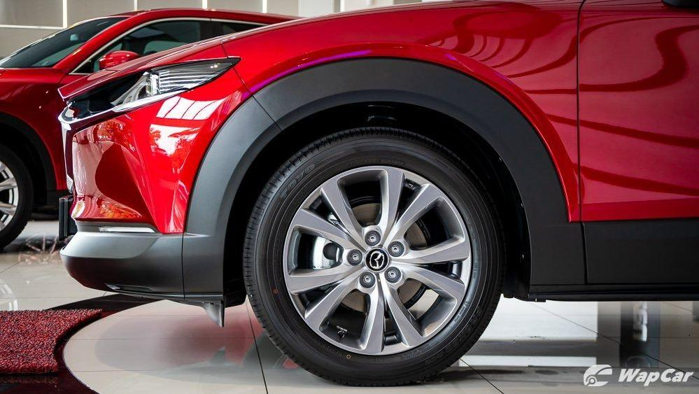 2020 Mazda CX-30 SKYACTIV-G 2.0 Exterior 045