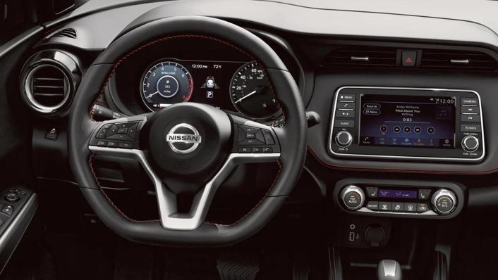 2020 Nissan Kicks International Version Interior 001