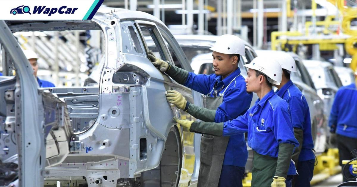 Proton vendors urge for exemptions for the automotive parts manufacturing industry 01