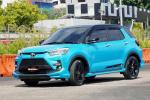 Toyota Raize GR Sport di Indonesia berdepan 9 bulan giliran menunggu, laku keras!