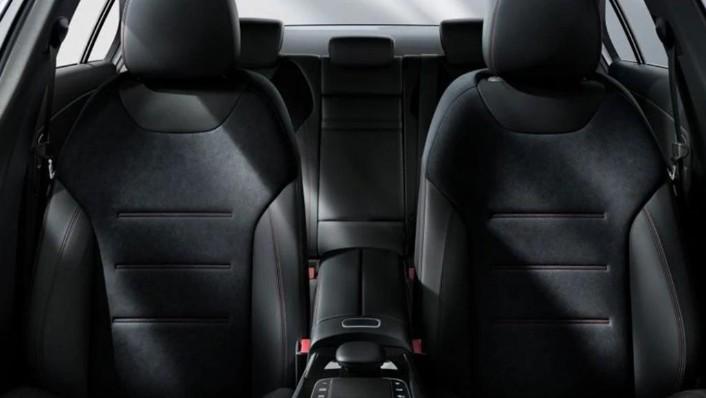 2019 Mercedes-Benz A200 Sedan Progressive Line Interior 010