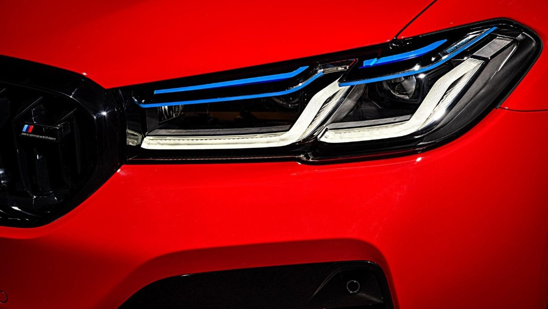 2020 BMW M5 Exterior 047