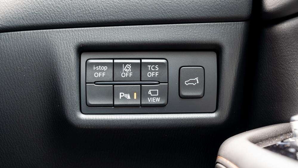 2019 Mazda CX-5 2.5L TURBO Interior 023