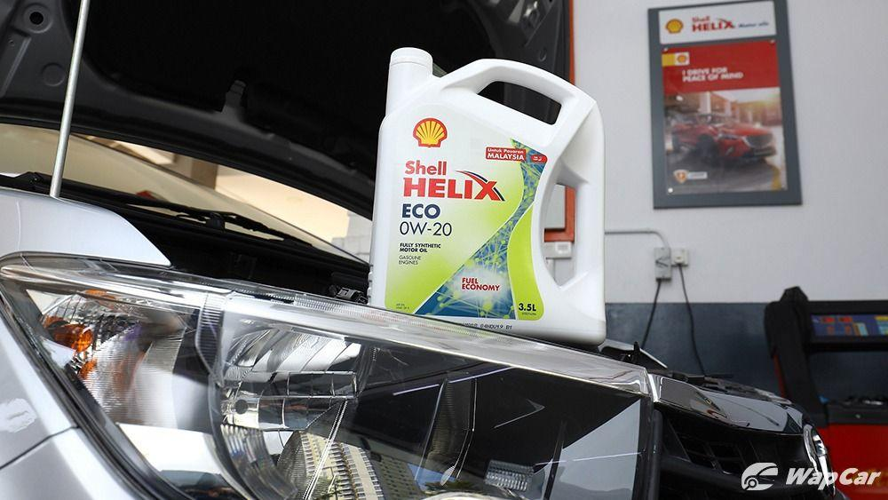 Shell launches new 0W-20 fully synthetic engine oil for compact cars 01