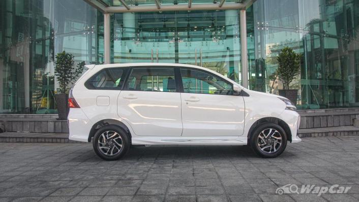 2019 Toyota Avanza 1.5S+ Exterior 004