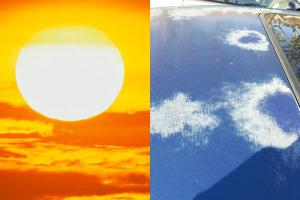 Sun damage ruins the resale value of your car, here's how to prevent it