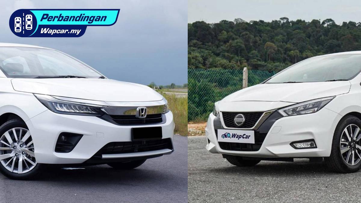 COTY 2020: Saya nak kereta selesa! Nissan Almera 2020 atau Honda City 2020? Jom undi! 01
