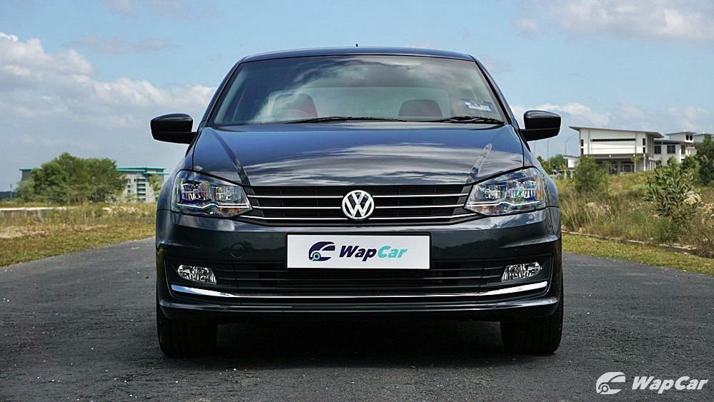 2018 Volkswagen Vento 1.2TSI Highline Exterior 002
