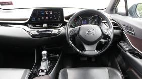 2019 Toyota C-HR 1.8 Exterior 001
