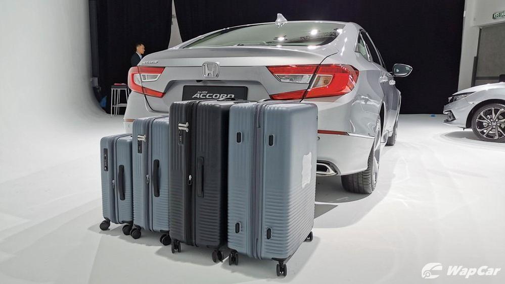 2020 Honda Accord 1.5TC Exterior 004