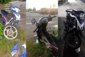 Pemandu Proton Persona buat 'u-turn' haram sehingga menyebabkan kemalangan didenda RM 5,500