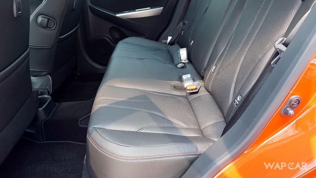 Perodua Myvi (2018) Interior 031