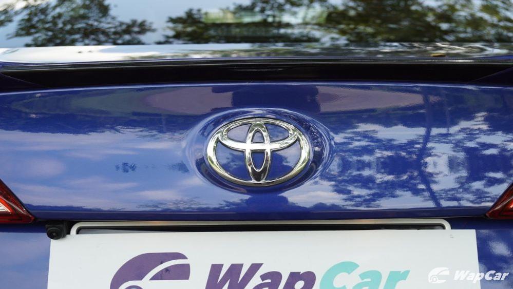 2019 Toyota Vios 1.5G Exterior 093
