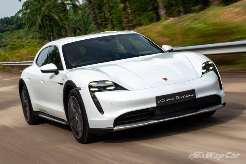 Priced from RM 645k, Porsche Taycan Cross Turismo is launched in Malaysia 02