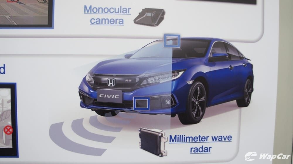 Next generation Honda Sensing can prevent collisions at junctions and crossroads 02
